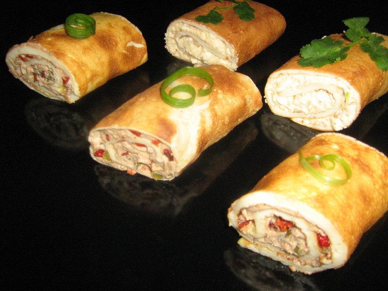 Кулинарные рецепты салатов в фото