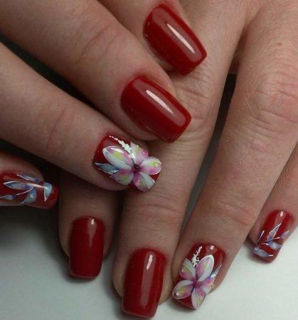 маникюр ногтей фото дизайн