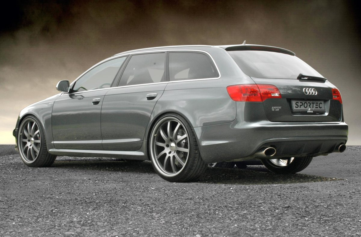 Quot 2010 Audi Rs6 By Sportec Quot Card From User Janosh