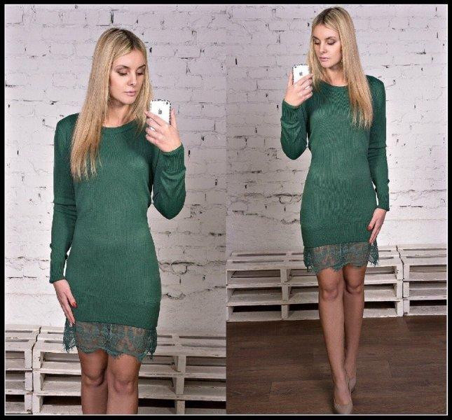 Осенние платья недорого