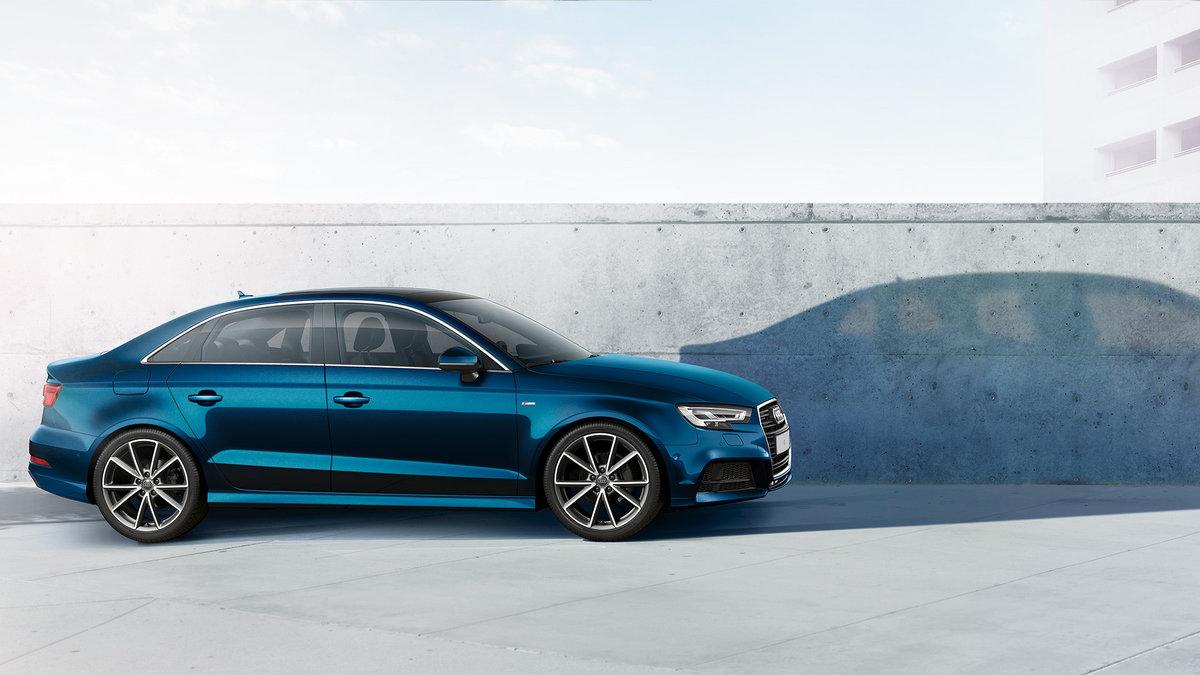 171 Новое определение седана в Audi A3 Sedan идеально