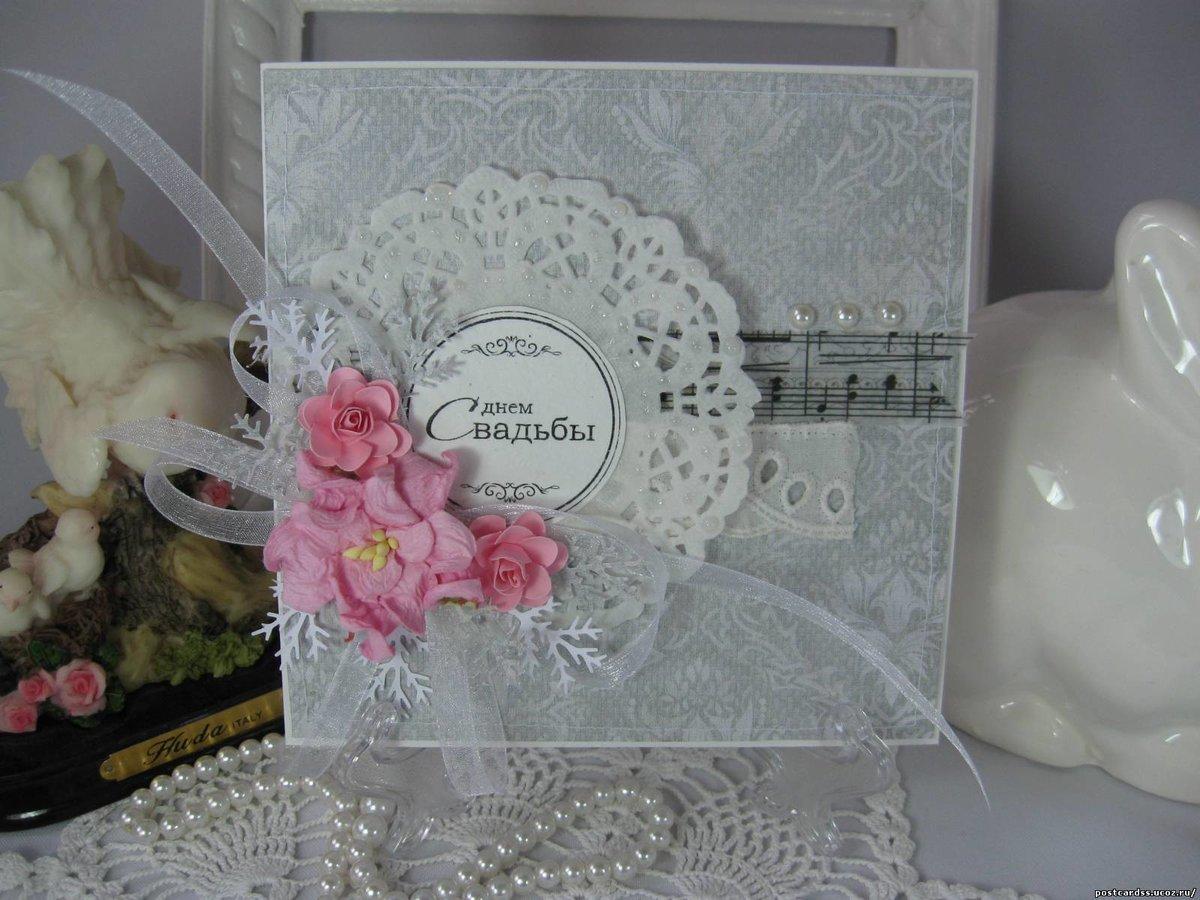Открытки своими руками к жемчужной свадьбе