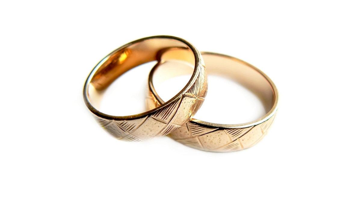 Два кольца картинки, лет совместной жизни