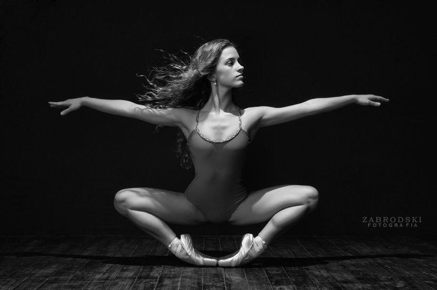 откровенные фото балет вместе