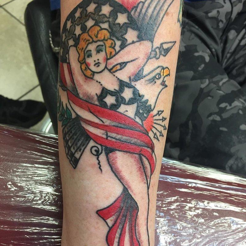 Американка