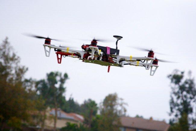 Дрон — беспилотный летательный аппарат