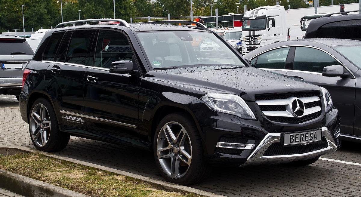 "Mercedes G 2018 >> ""Mercedes-Benz GLK-класс — Википедия"" — card from user getik.alexander in Yandex.Collections"