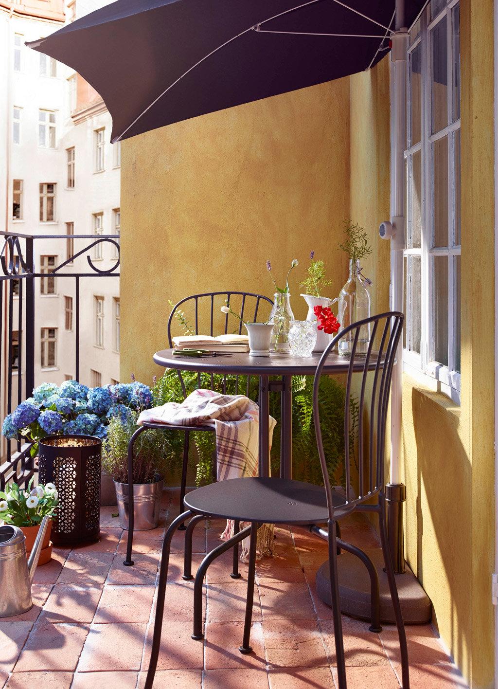 """Как на балконе спрятаться от солнца"""" - карточка пользователя."""