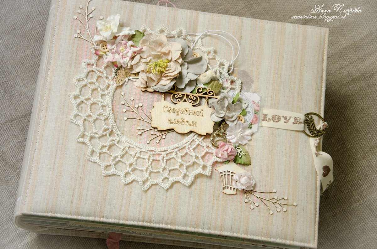 Свадебные открытки для свадебного фотоальбома