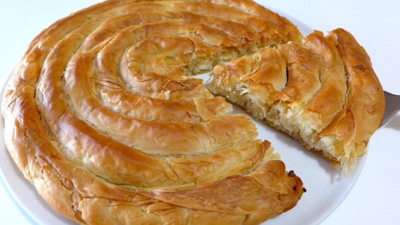Мясной пирог - вкусный рецепт с пошаговым фото