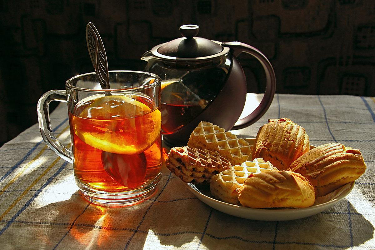 К чаю картинки красивые, днем