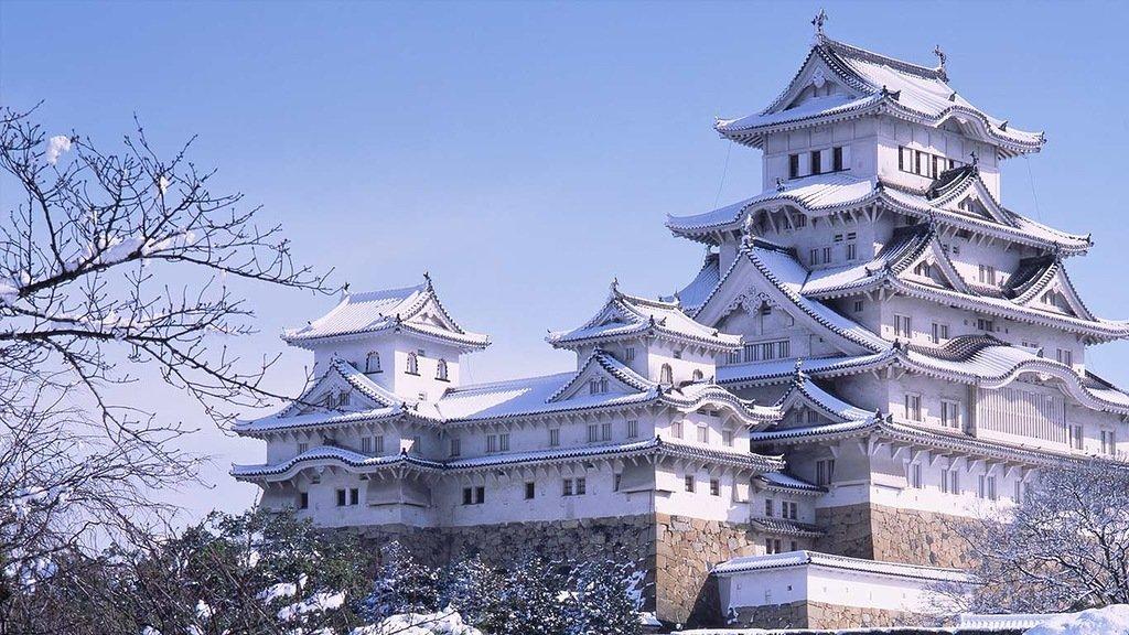 Картинки древних столиц японии