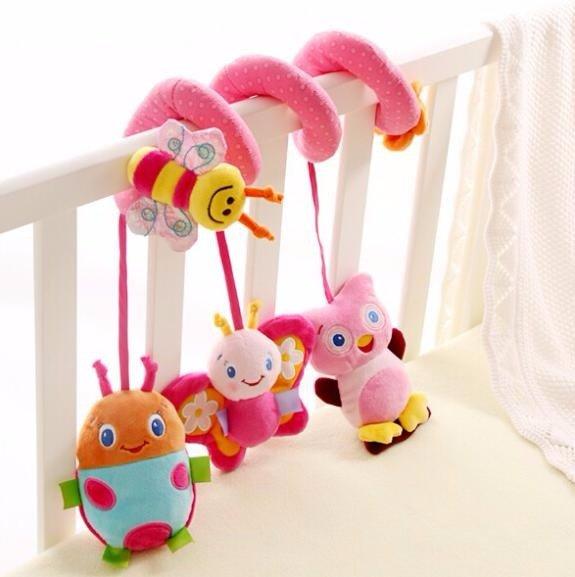мягкая игрушка для кроватки новорожденных