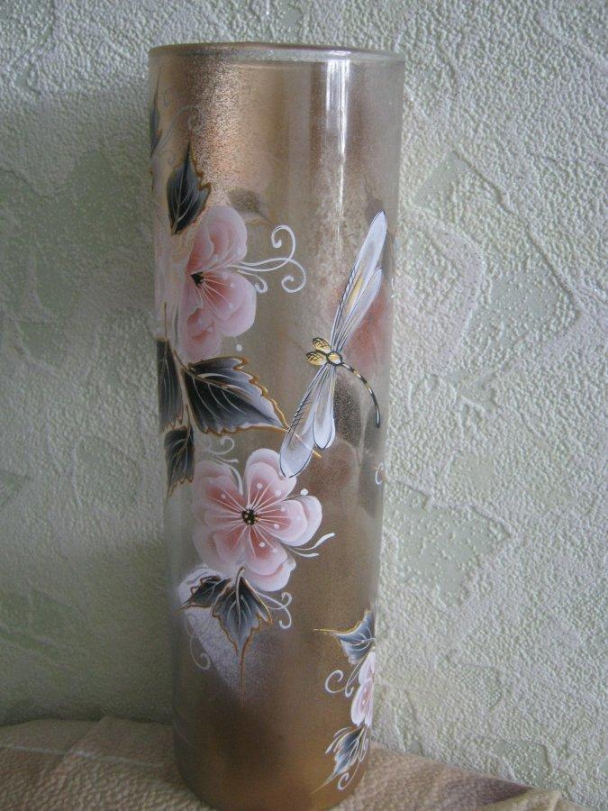 эта дружелюбная как раскрасить вазу акриловыми красками фото где купить