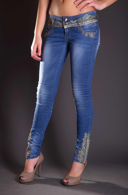 фото крутых джинс битва