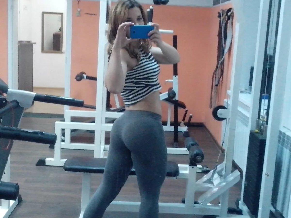 Упражнения для девушек в тренажерном зале картинки 16