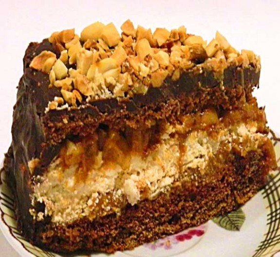 Торт «Воздушный» рецепт с фото пошаговый Едим Дома 2