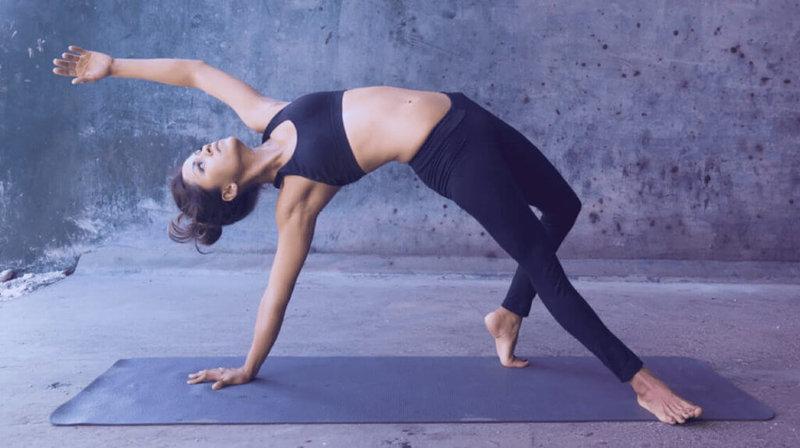 Yoga Inspired Fitness