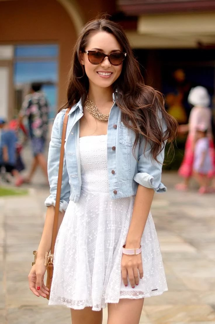 красивая одежда для женщин фото