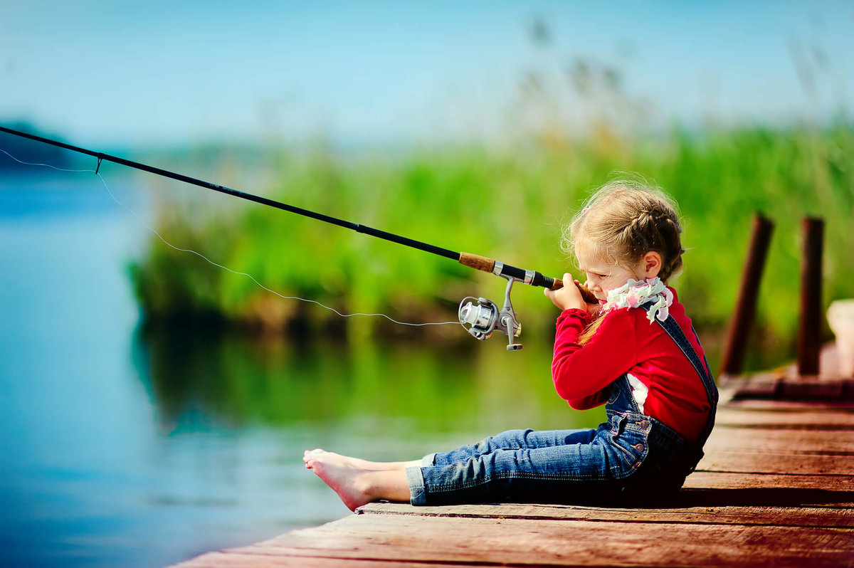 Рыбалка для пацанов