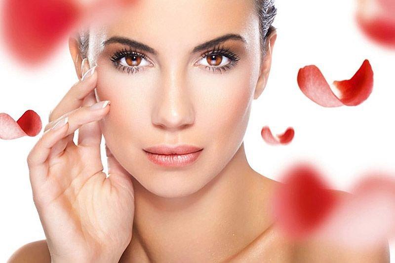 Правильно краситься косметикой