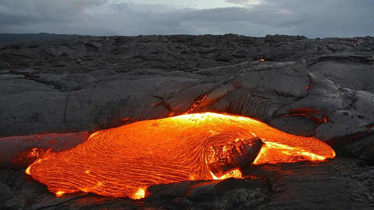 ik вулкан