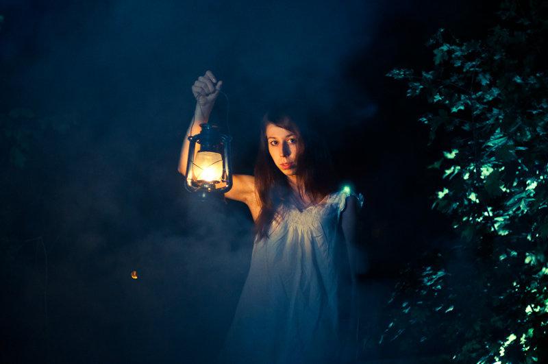Как фотографировать ночью с рук