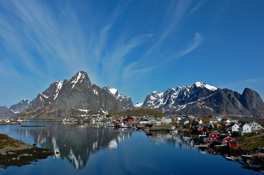 lofoten islands images - 1024×679