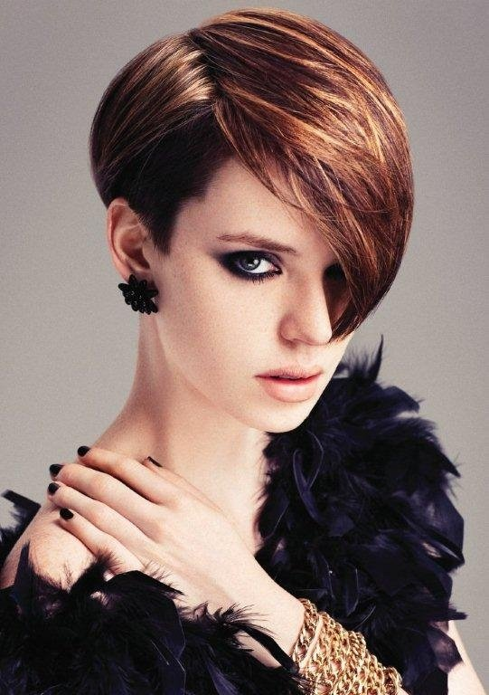 смысл подсказывает, стильное окрашивание очень коротких волос фото будем счастливы порадовать
