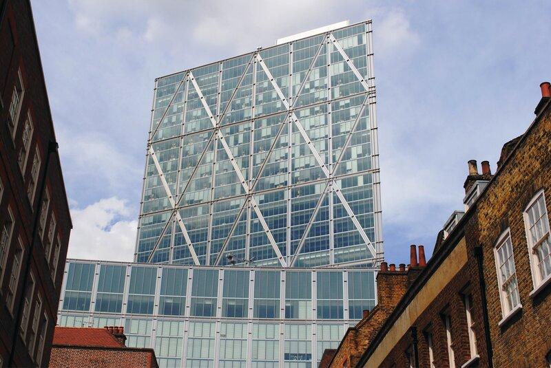 The Broadgate Tower в Лондоне