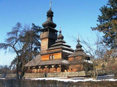ужгород деревянная церковь