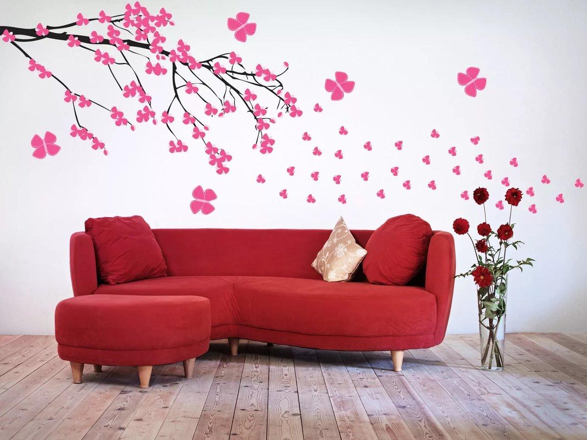 Картинки на стенах в квартире своими руками