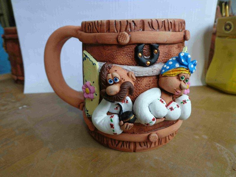 Керамические сувениры ручной работы Керамическая мастерская