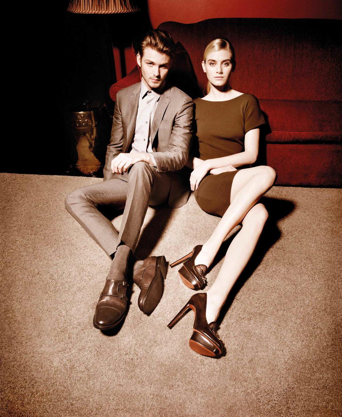Обувь женская и мужская картинки