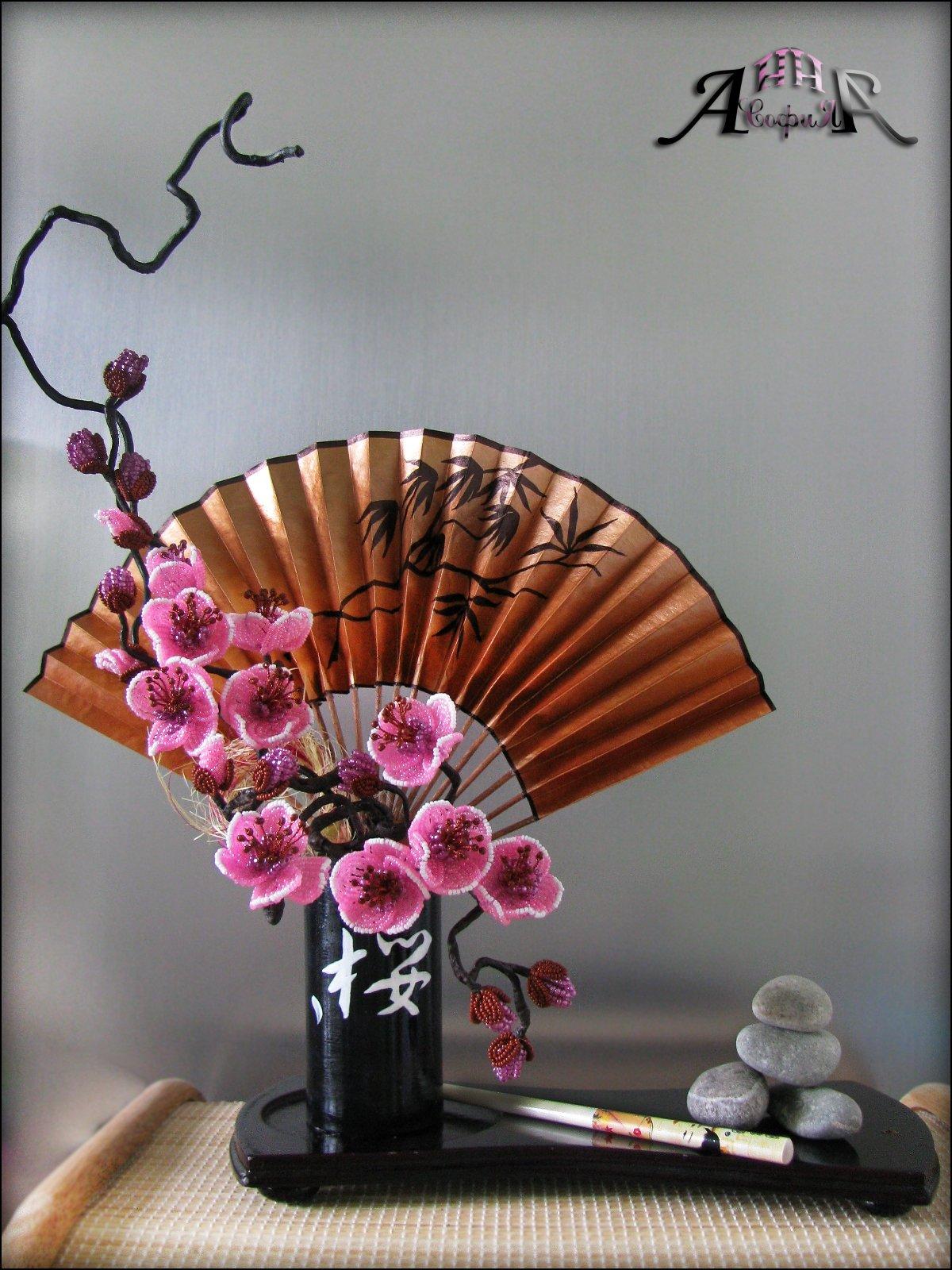 Букеты из японских цветов своими руками мастер класс фото, для свадьбы