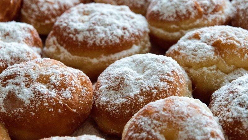 Рецепты вкусных пончиков в домашних условиях 391