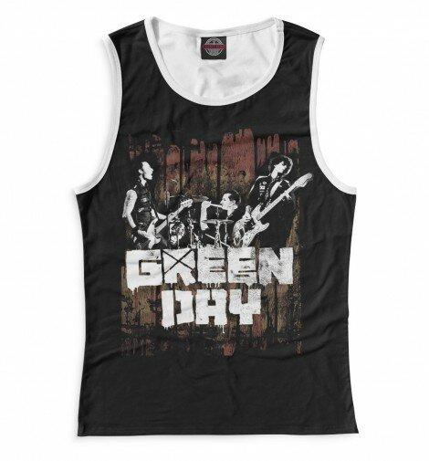Майка для девочки Green Day