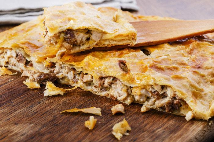 Пироги – это простая и доступная еда на каждый день, которая отличается огромным разнообразием.