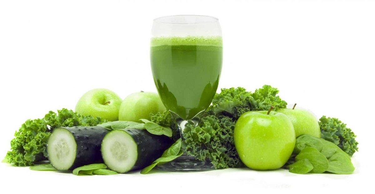 овощная очищающая диета