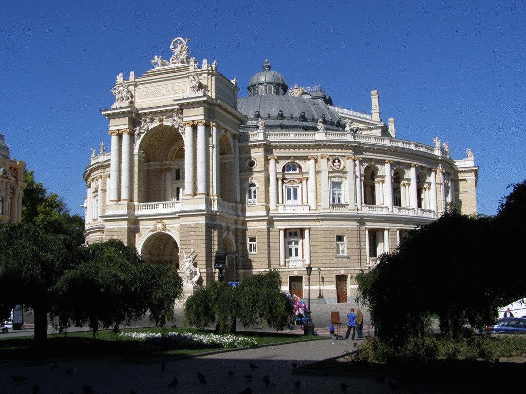 оперные театры мира фото решила перекроить