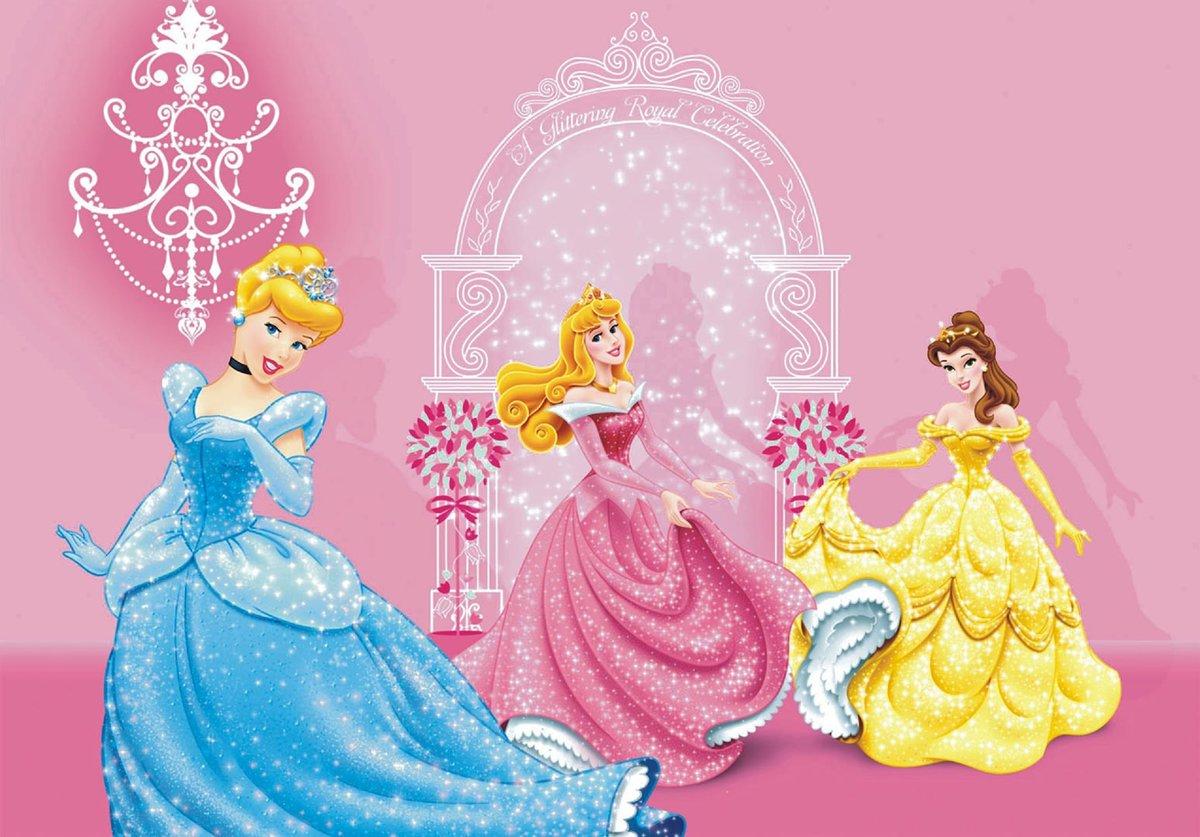 Детские открытки с принцессами, рождения девушке картинки