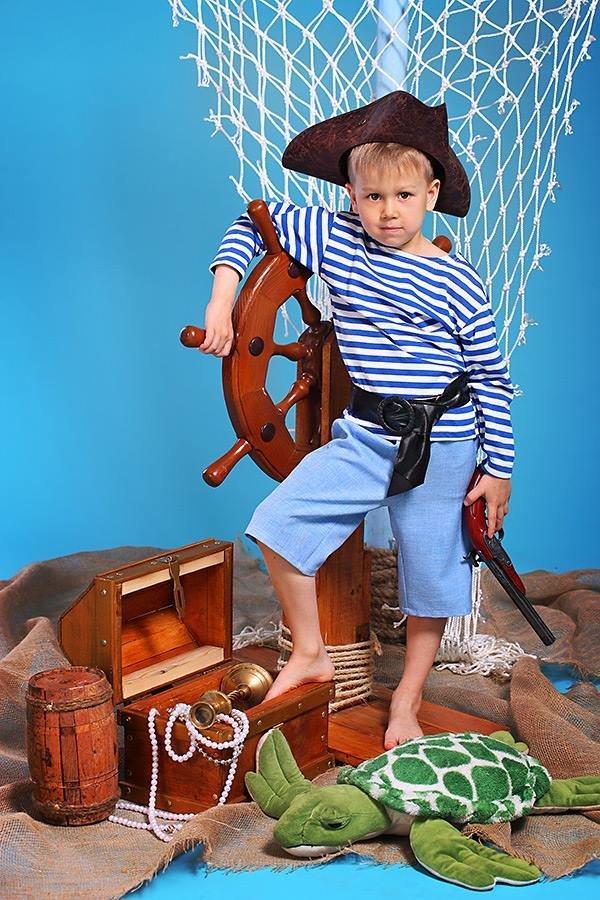 Картинка моряка пирата