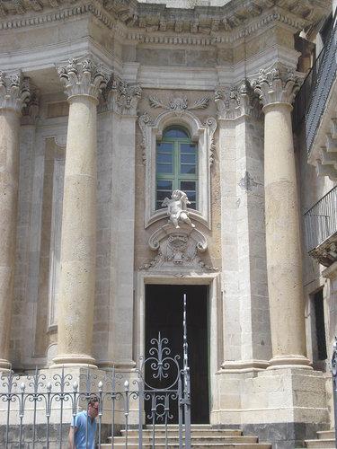 портала в архитектуре барокко