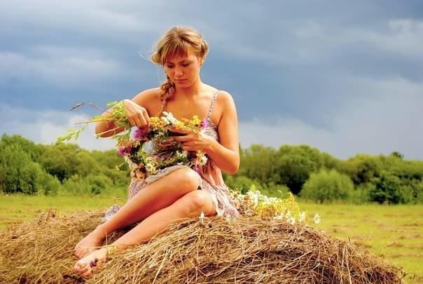 Фото крупным планом голых деревенских девушек дело