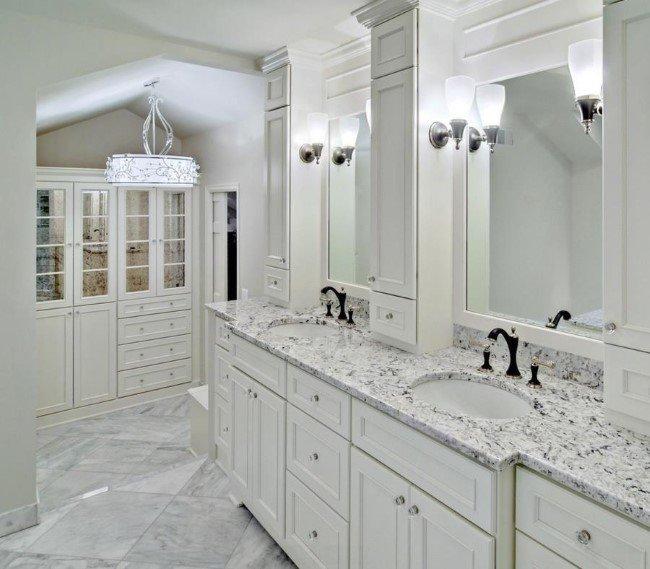 Ванная комната в граните сантехника угловые раковины для ванной