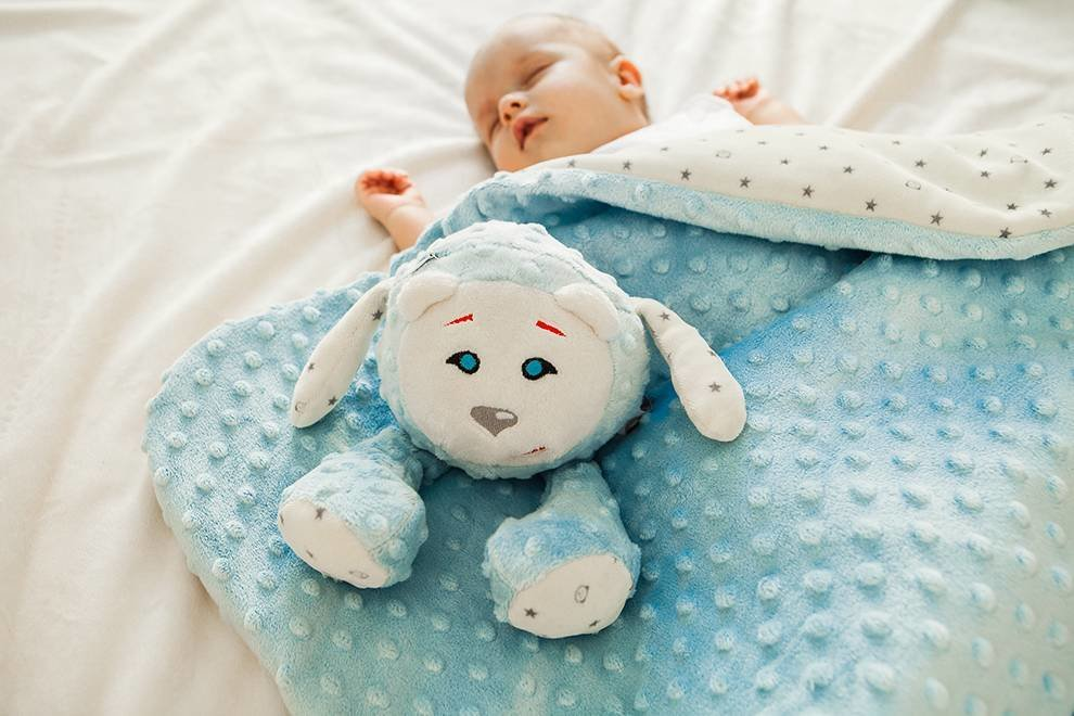 Мягкая игрушка для сна новорожденного