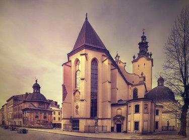 лейпциг церковь св. фомы картинки