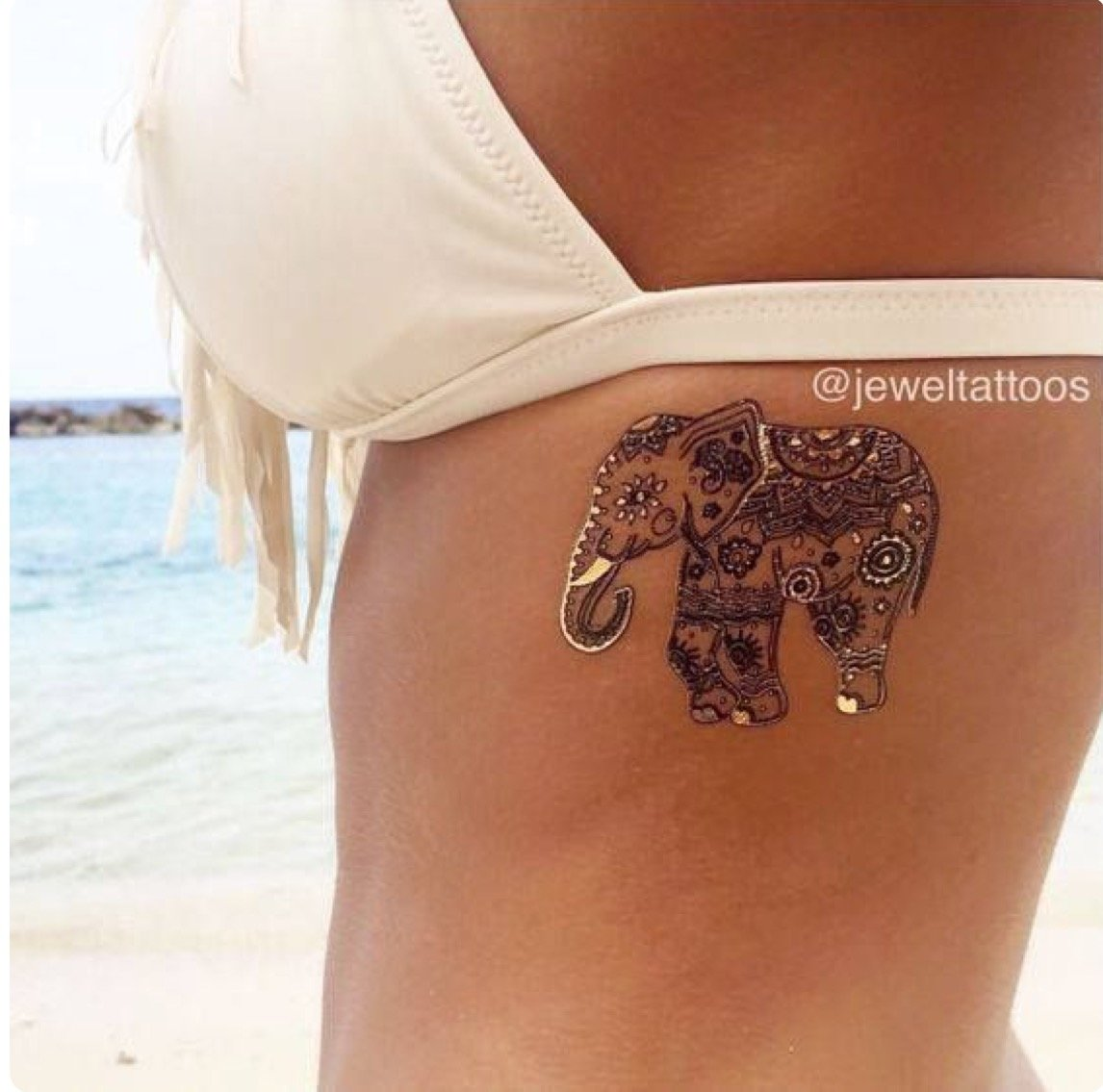 101 elephant tattoo designs that youll never forget