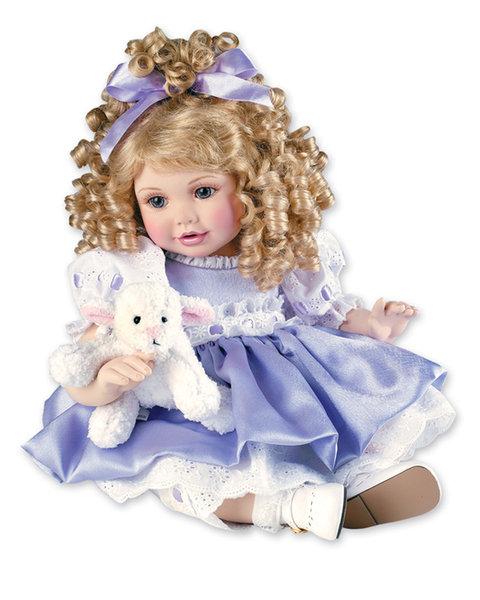 Картинки с днем рождения куклы, фон