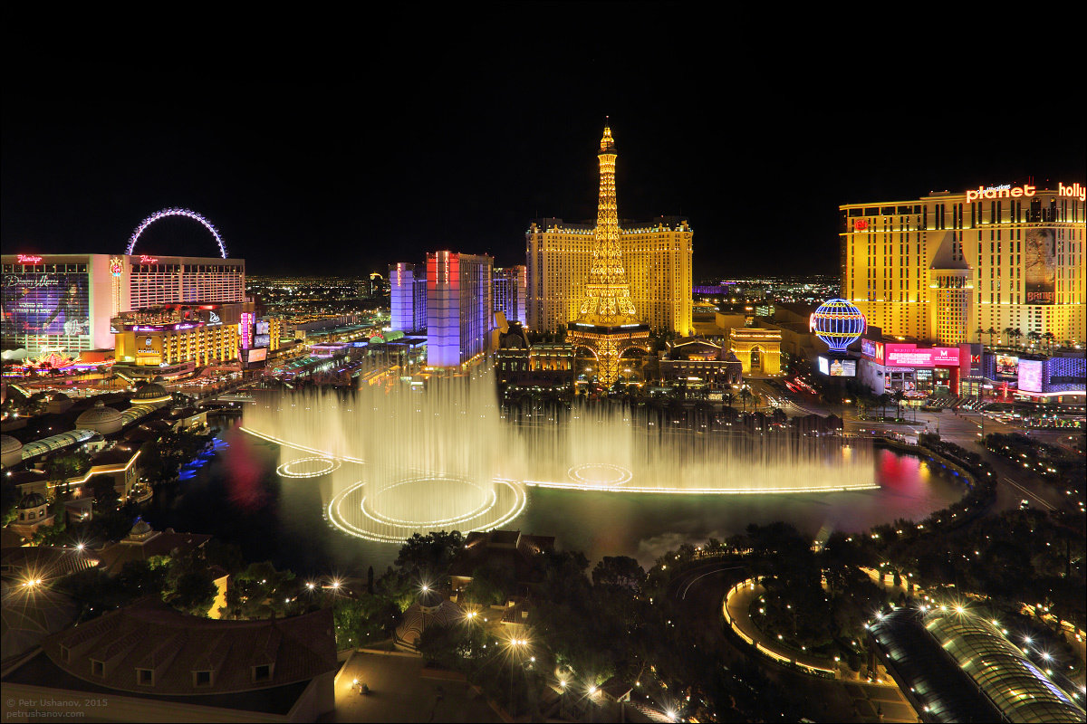 город казино в америке